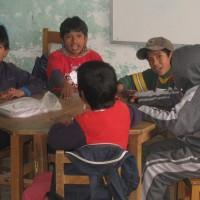 International Børnesolidaritet arbejder i Bolivia