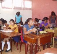 Marginaliserede piger i Nicaragua
