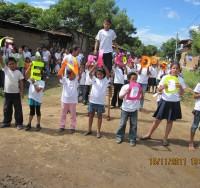 Nicaragua påvirkning