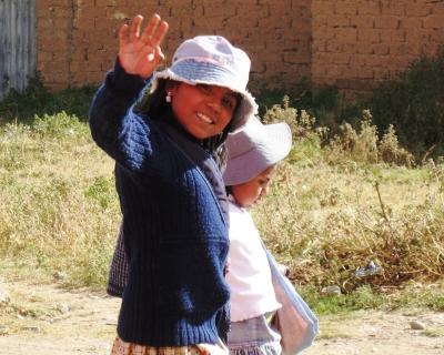 Bliv medlem af International Børnesolidaritet