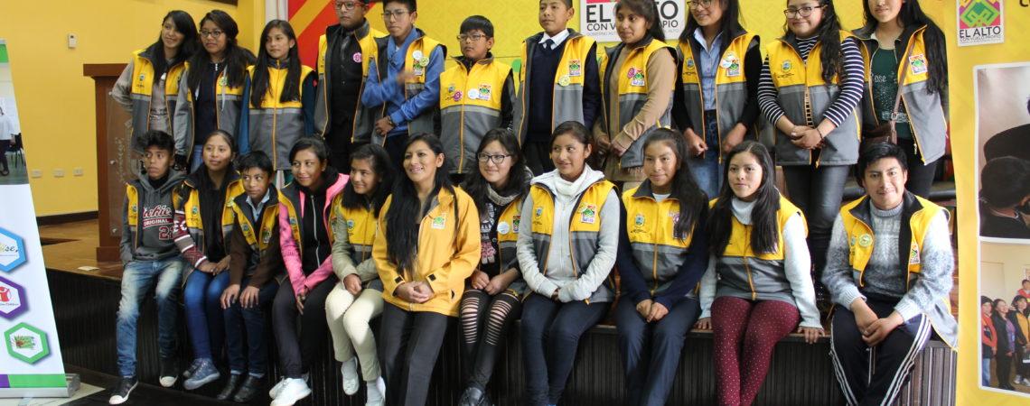 Vi er Bolivias nutid